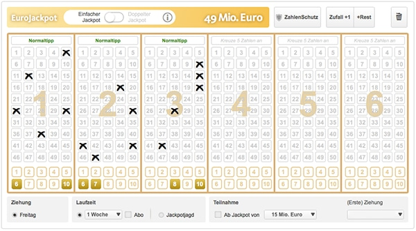 Lotto Oder Eurojackpot BeГџer